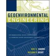 Geoenvironmental Engineering by Hari D. Sharma