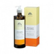 Aromatický masážní olej - pomeranč a lemongras, 500 ml