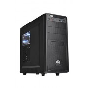 Thermaltake Case Midi Tower Versa G2, Nero