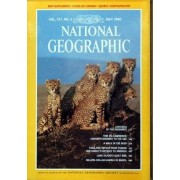 National Geographic N° 157 Du 01/05/1980 - Cheethas Of The Serengeti - The St. Lawrence Canada's Highway To The Sea - A Walk In The Deep - Thailand - Long Island's Quiet Side - Billion - Dollar Gamble In Brazil.