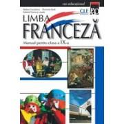 Manual de limba franceza clasa a IX a