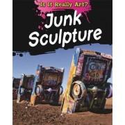 Junk Sculpture by Alix Wood