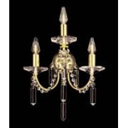 Crystal wall sconce 7024 03/03-100S