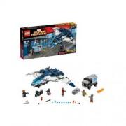 Lego Marvel Super Heroes - Pościg Avengersów w Quinjecie 76032