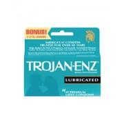 Trojan ENZ Lubricated - 12 pack
