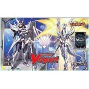 Limited Edition Blaster Blade Seeker & Thing Saver Dragons Playmat - Cardfight Vanguard English Legion Of Blades Bt16 Fr