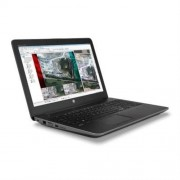 "HP ZBook 15 G3, i7-6700HQ, 15.6"" FHD, AMD FirePro W5170M/2GB, 8GB, 500GB SATA + 8GB Flash, ac, BT, FPR, DOS"