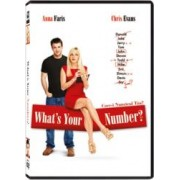 Whats your number DVD 2011