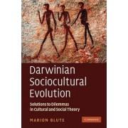 Darwinian Sociocultural Evolution by Marion Blute