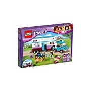 LEGO 41125 Friends Horse Vet Trailer Construction Set