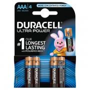 Pile Duracell Ultra M3 - ministilo - DU2400B4 (conf.4) - 284037 - Duracell