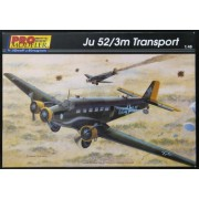 1/48 Junkers Ju 52/3m Transport Aircraft Germany Wwii Pro Modeler Revell Monogram