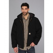 Carhartt Big amp Tall QFL Duck Active Jacket Black