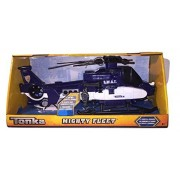 Tonka Mighty Fleet SWAT Helicopter Lights & Sounds, Blue & White