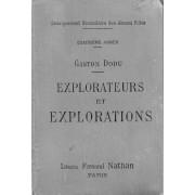 Explorateurs Et Explorations