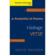 A Cengage Advantage Books: A Pocketful of Poems: Volume 1 by David Madden