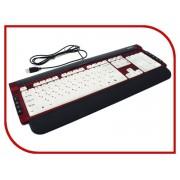Клавиатура Dialog Katana KK-L06U Red