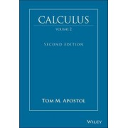 Calculus: Multi-variable Calculus and Linear Algebra, with Applications to Differential Equations and Probability v. 2 by Tom M. Apostol