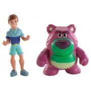 Mattel Toy Story Color Splash Buddies Lotso And Ken 2-Pack
