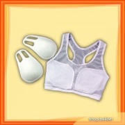 Sport Bra with extra protection (buc)