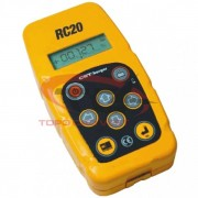 Telecomandă RC20 pentru nivelă ţevi canalizare