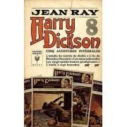 Harry Dickson 8 - Cinq Aventures Intégrales