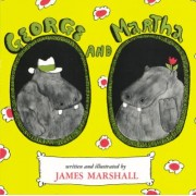 George and Martha by James Marshall