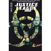 Justice League + Justice League United + Flash + Green Arrow + Justice League Dark + Wonder Woman : Justice League Saga N° 23 ( Septembre 2015 )
