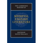 The Cambridge History of Medieval English Literature by David Wallace