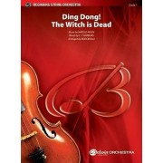 Ding Dong! the Witch Is Dead (from the Wizard of Oz) by Harold Arlen