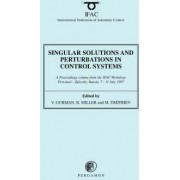 Singular Solutions and Perturbations in Control Systems by V. Gurman