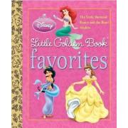 Disney Princess Little Golden Book Favorites by Various