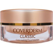 Coverderm Classic Concealing Foundation - 15ml / 0.5 fl oz