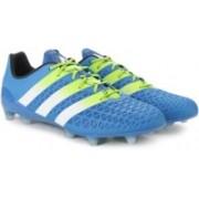 Adidas ACE 16.1 FG/AG Men Fooot Ball Studs(Blue)