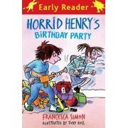 Horrid Henry's Birthday Party by Francesca Simon