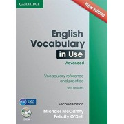 Michael McCarthy English Vocabulary in Use Advanced with CD-ROM: Vocabulary Reference and Practice
