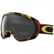 Oakley - Canopy Stumped Rasta - Skibrille schwarz/grau