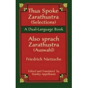 Thus Sprach Zarathustra / Also Spra by Friedrich Wilhelm Nietzsche