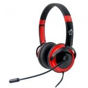 Bioxar XTAZY 7.1 Headset Black/Red