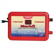 Parmak Mark 8 Fence Charger - Red