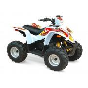 Quad enfant HY 150SX - HYTRACK - Blanc
