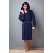 Мъжки халат Pedro Navy