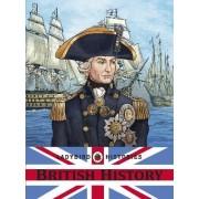 Ladybird Histories: British History by Tim Wood