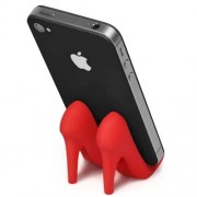 Pumped Up Red Phone Stand