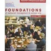 Foundtns Restrnt Manag T/I/F W/Examview Pkg by National Restaurant Association