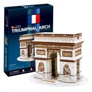 3D three-dimensional puzzle Arc de Triomphe (japan import)