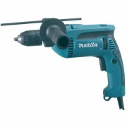 Makita Taladro percutor Makita HP1641K - 680w 13mm con maletín