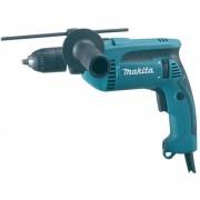 Makita Taladro percutor Makita HP1641K - 680w 13mm con maletín