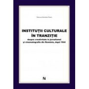Institutii culturale in tranzitie