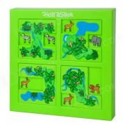 Xiao Guai Dan AY2015 cerveau-b?timent à cache-cache Safari labyrinthe Toy - multicolore